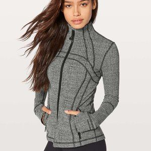 Lululemon Define Jacket - Ritual Jacquard Size 10